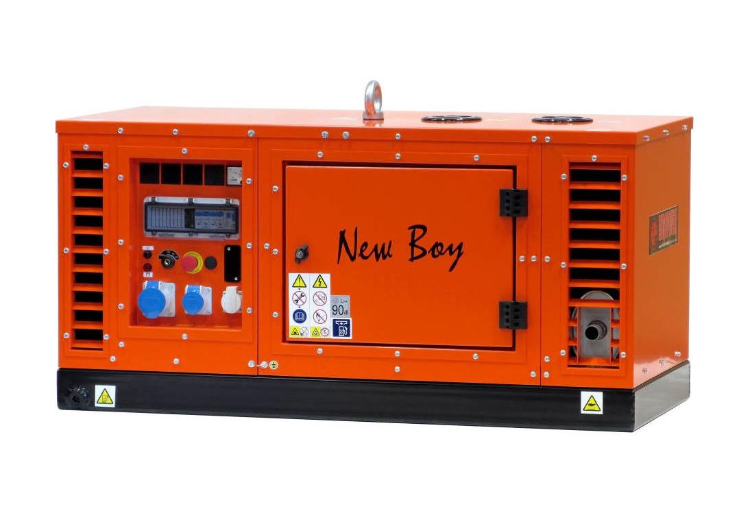 Дизельный генератор (электростанция) Europower EPS 103 DE/25