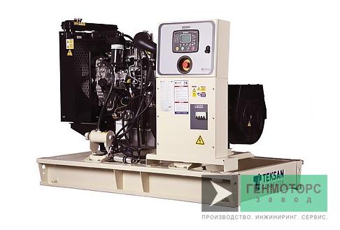 Дизельный генератор (электростанция) Teksan TJ21PE5C