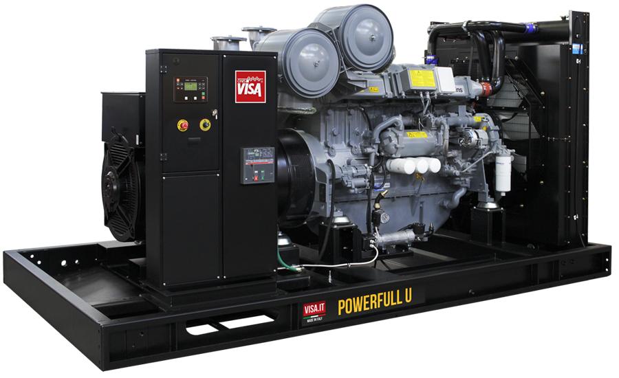 Дизельный генератор (электростанция) Onis Visa C1050