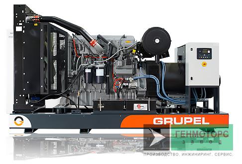 Дизельный генератор (электростанция) G990PKGR Grupel