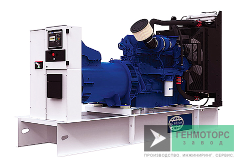 Дизельный генератор (электростанция) FG Wilson P715-3