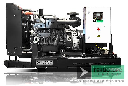 Дизельный генератор (электростанция) АД-500 IVECO
