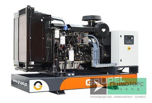 Дизельный генератор (электростанция) Grupel G440IVST