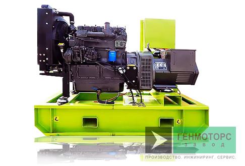 Дизельный генератор (электростанция) АД-25-Т400