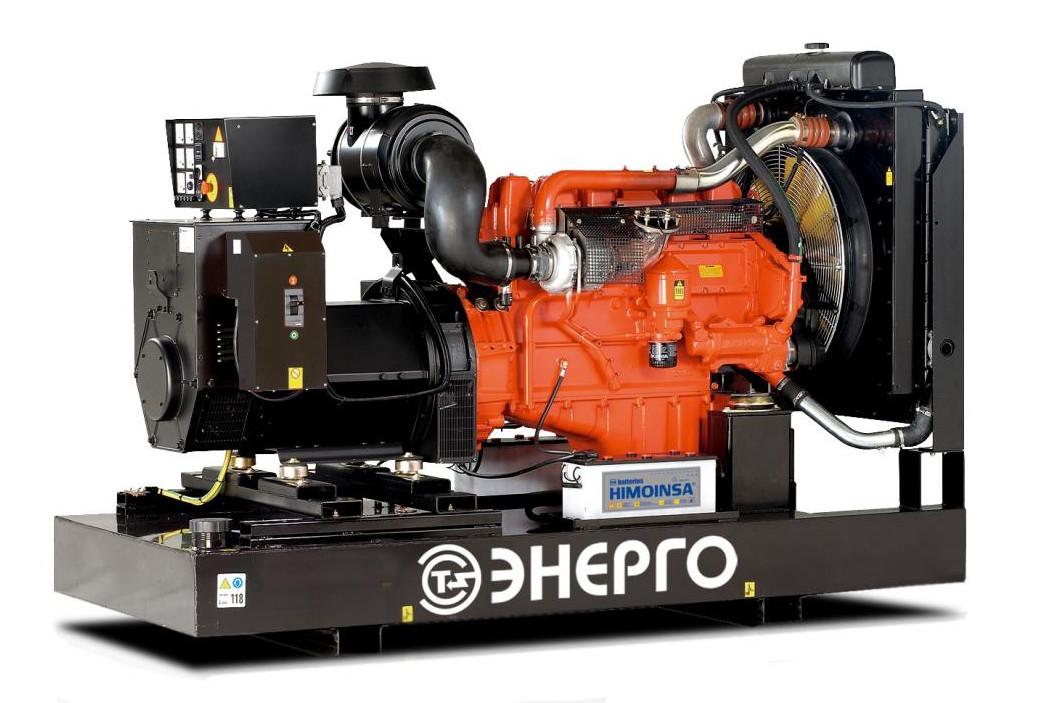 Дизельный генератор (электростанция) Energo EDF 400/400 SC