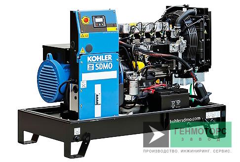 Дизельный генератор (электростанция) SDMO K17M