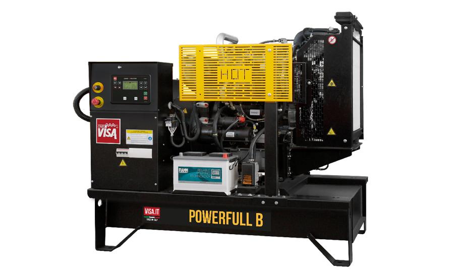 Дизельный генератор (электростанция) Onis Visa P105