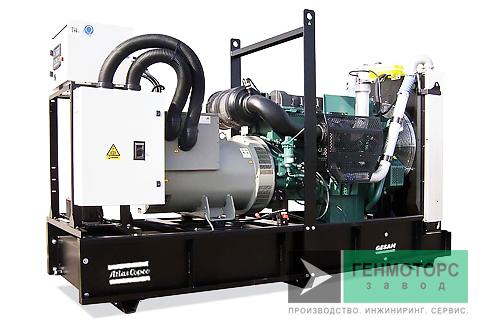 Дизельный генератор (электростанция) Gesan DVA 220E