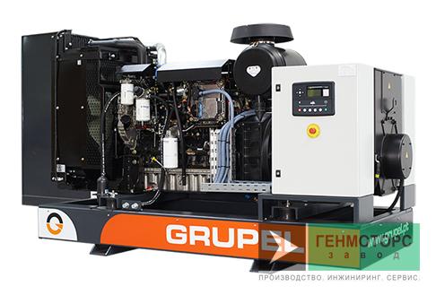 Дизельный генератор (электростанция) G330PKGR Grupel