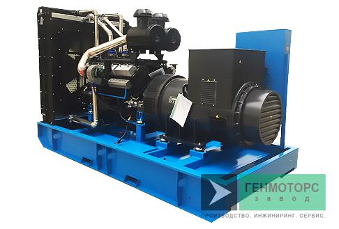 Дизельный генератор (электростанция) АД-1000C-Т400
