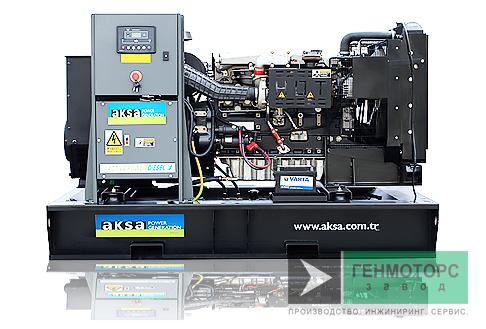 Дизельный генератор (электростанция) AKSA AP110