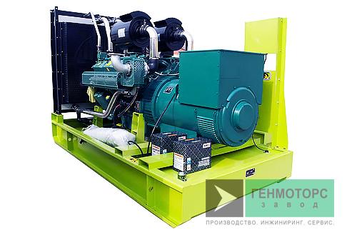 Дизельный генератор (электростанция) АД-500-Т400