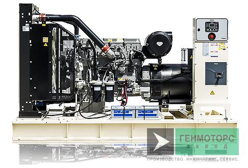Дизельный генератор (электростанция) Teksan TJ415PE5C