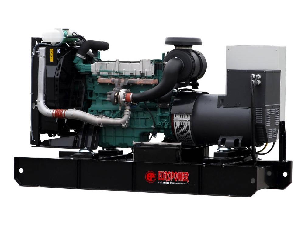 Дизельный генератор (электростанция) Europower EP 150 TDE