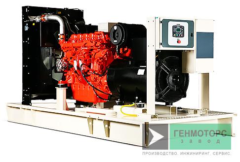 Дизельный генератор (электростанция) Teksan TJ662SC