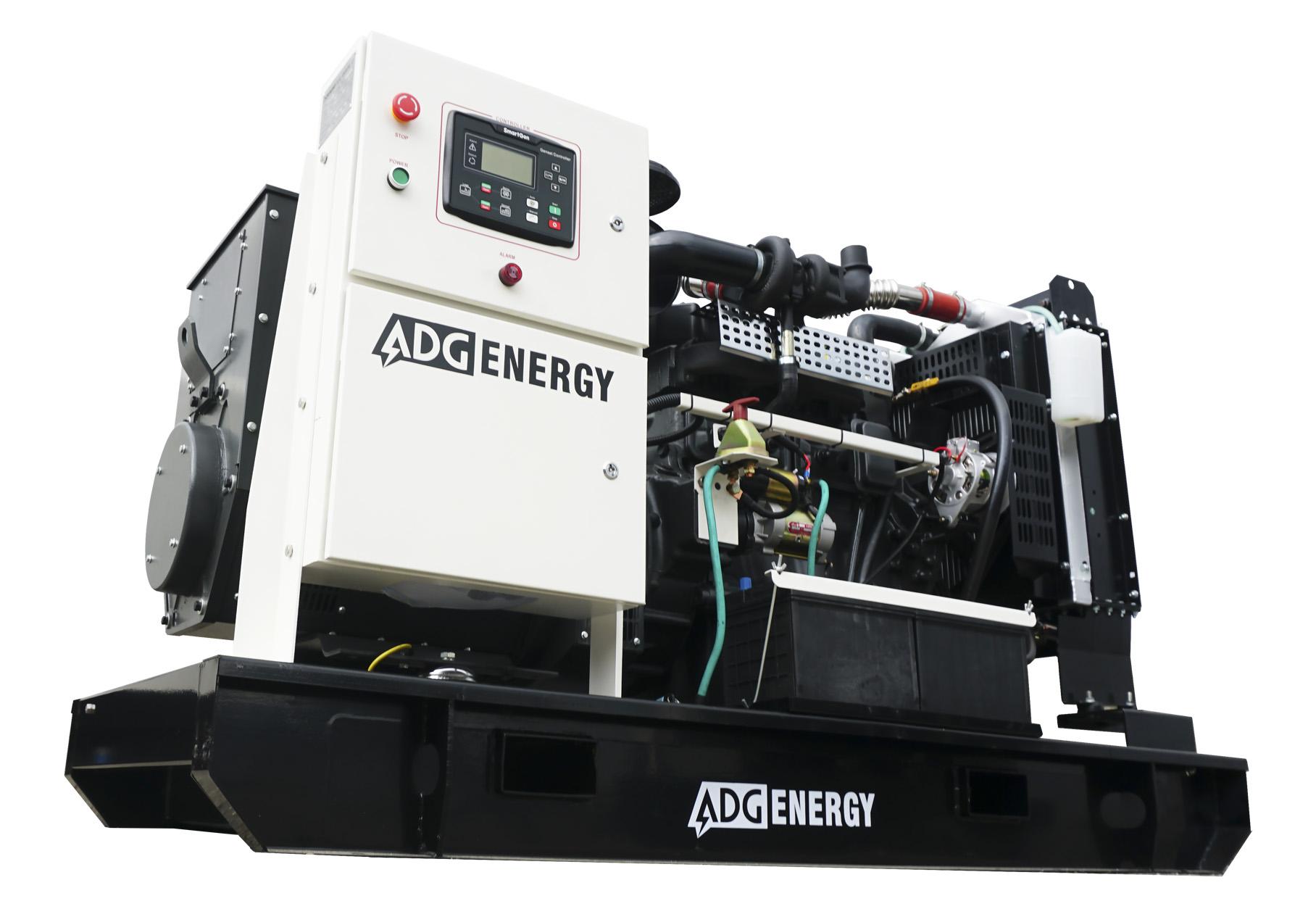 Дизельный генератор (электростанция) ADG-ENERGY AD160-Т400