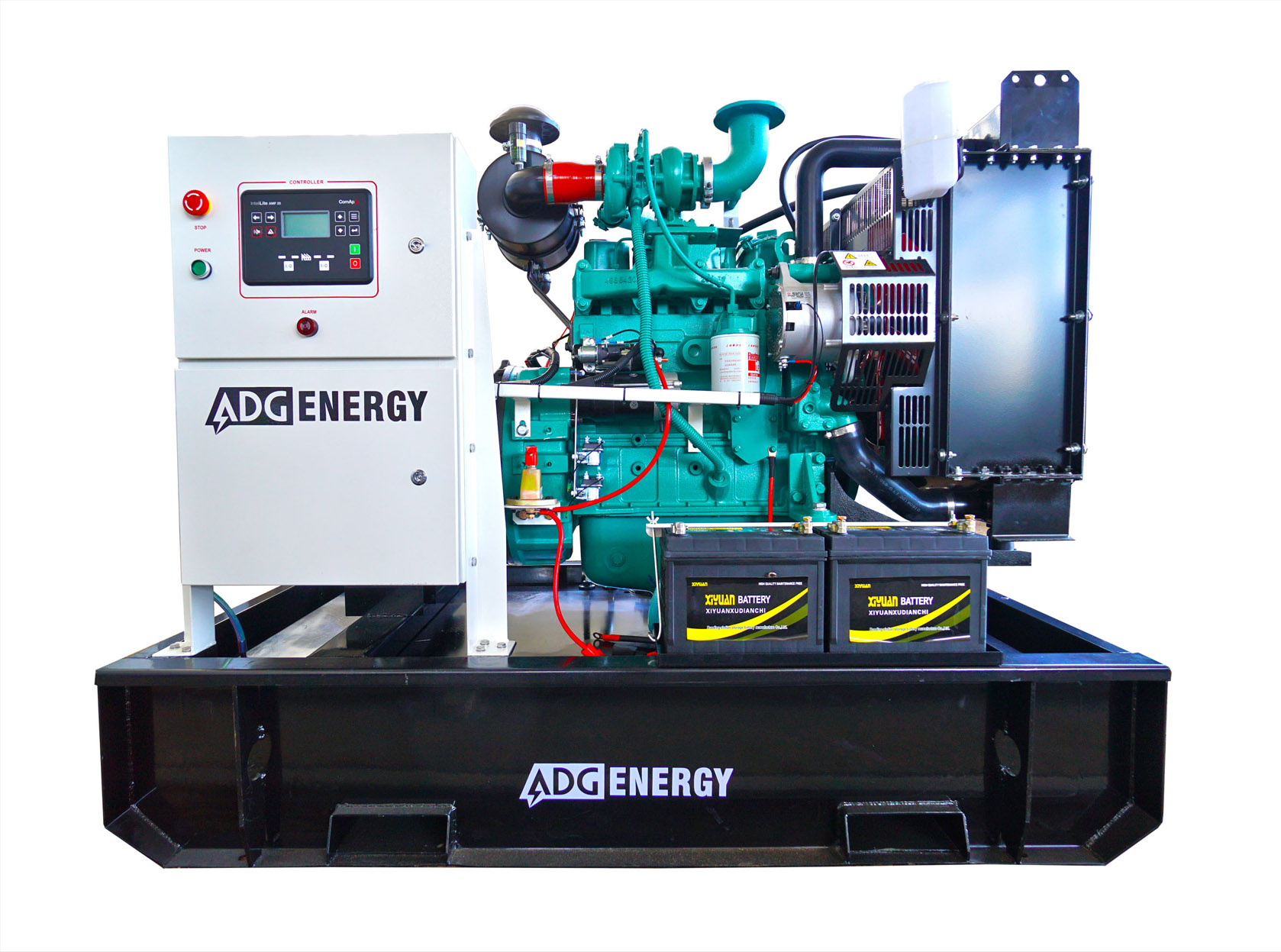 Дизельный генератор (электростанция) ADG-ENERGY AD-83C