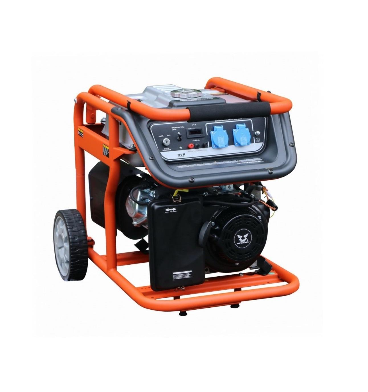 Бензиновый генератор (Бензогенератор) Zongshen KB 3300 E