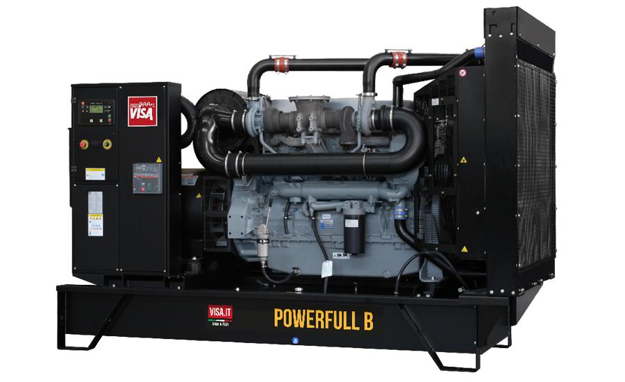 Дизельный генератор (электростанция) Onis Visa DS745
