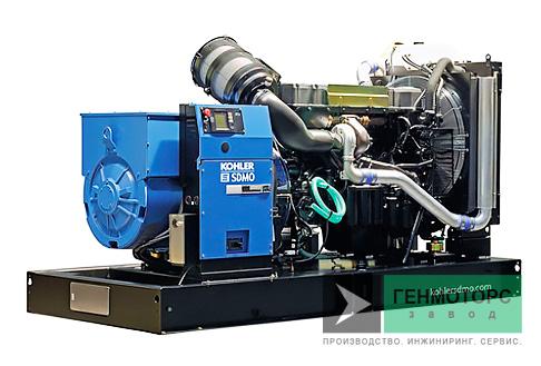 Дизельный генератор (электростанция) SDMO V400C2